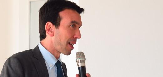 Il ministro dell'agricoltura Maurizio Martina